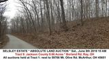 322 Acres * Vinton & Jackson Counties * Absolute