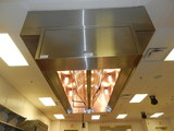 International School of Culinary Arts / Remaining Inventory / Stainless Steel Work Tables, Sinks, Overshelves, Pot Racks, S/S Grease Hood Systems, Walk-In Coolers & Freezers