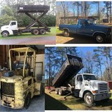 Adams Roofing Company Auction