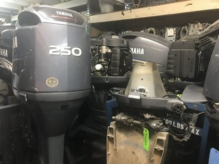 YAMAHA OUTBOARD ENGINES / MARINE PARTS & SUPPLIES - Stampler