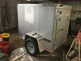 Enclosed Trailer, Furniture, Collectibles, Household-Rainbow Dr