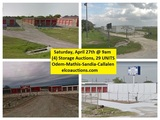 Storage Auctions, 4 Locations