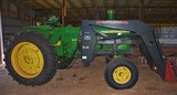 Earl Mitchell Farm Equipment Dispersal Auction