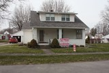 Bluffton Ohio House @ Auction