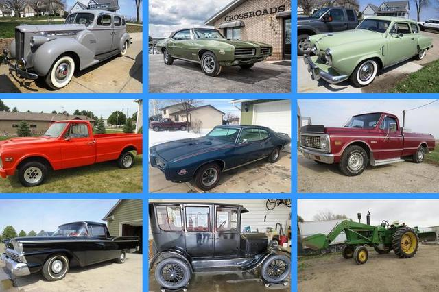 Midwest Spring Fling Collector Car & Firearm Auction
