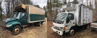 Refrigerated Delivery Trucks