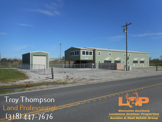 Investment or Income Potential in Intracoastal City, LA
