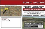 640 ACRES - HOME - BARNS WEST OF ARAPAHO, OK