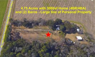 3000sf Home and (2) Barns