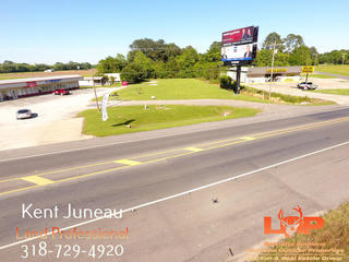 COMMERCIAL PROPERTY FOR SALE, LA HWY 1, MANSURA