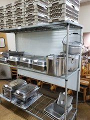 ONLINE RESTAURANT SUPPLIES AND INVENTORY AUCTION