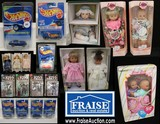 Hot Wheels & Collector Doll Auction