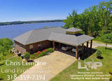 2.766 +/- ACRES WITH WATERFRONT HOME FOR SALE ON LAKE DARBONNE, FARMERVILLE, LA