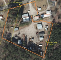4.4+.- Acre Commercial Property