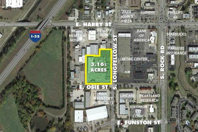 (SE) 17,130 Sq. Ft Commercial Building on over 3 Acres