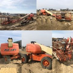 JLG Model: 660SJ Telescopic Boom Lift
