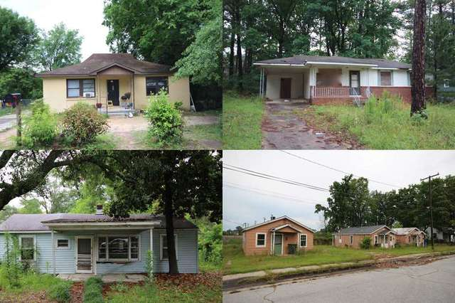 20 Properties in Richland & Lexington:
