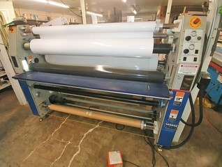 Banner & Sign Equipment Liquidation Auction
