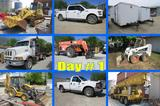 DAY #1 - F & B Constructors Two-Day Business Liquidation Absolute Auction
