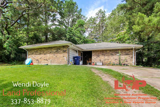 3 Bedroom Home in Leesville, LA
