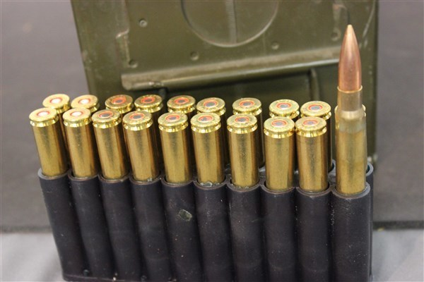 Bullet Stamped Lc 43