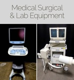 INSPECT TODAY  Medical and Lab Equipment Online Auction Baltimore, Md