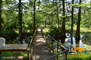 ONLINE ONLY WATERFRONT CAMP AUCTION ON SPRING BAYOU IN MARKSVILLE, LA