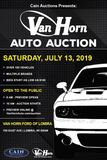 AUTO AUCTION ~ Over 150 Vehicles!