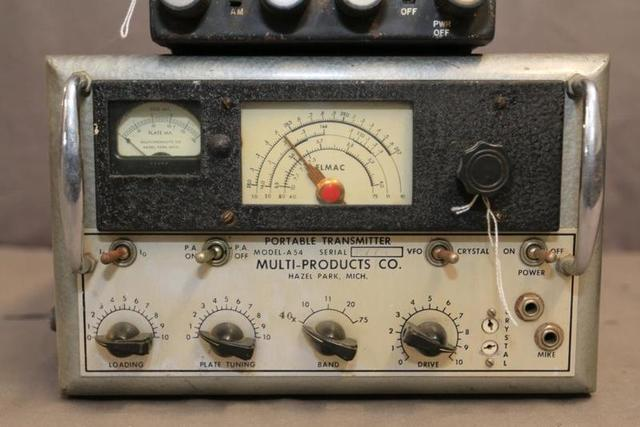 HAM Radio Auction Session 6 Ending 6/20 - Absolute Auction & Realty