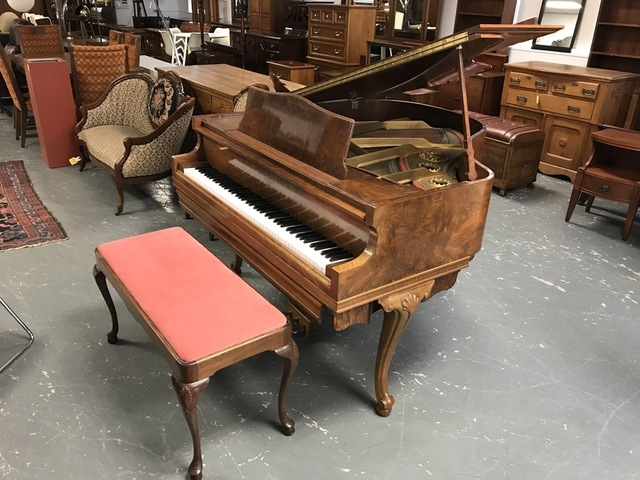 Fischer Ampico Reproducing Piano