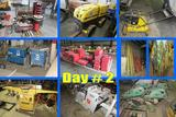 DAY #2 - F & B Constructors Two-Day Business Liquidation Absolute Auction