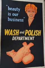 1950's-60's Service Posters