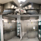 Commercial Walk-In Cooler, Freezer & Exhaust Hood Timed Auction