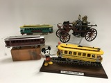 Model Trains & Cars