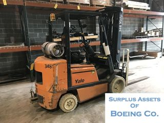 Online Only Auction - Surplus Assets of The Boeing Co.