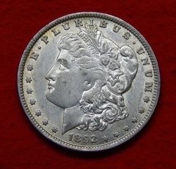 Lot# 3 - 1892 O Morgan Silver Dollar