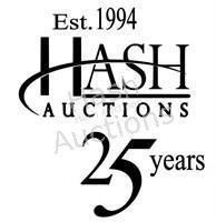 Welcome to Hash Auctions Online Auctions