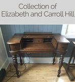 Collection of Elizabeth and Carroll Hill