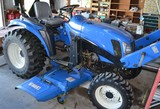 LAWN & GARDEN, GUNS, NH TRACTOR, ATV, FURNITURE, HOUSEHOLD AND MORE!!!