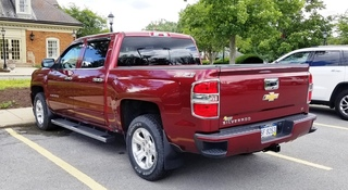 2017 Chevrolet Crew Cab 4wd Z Package