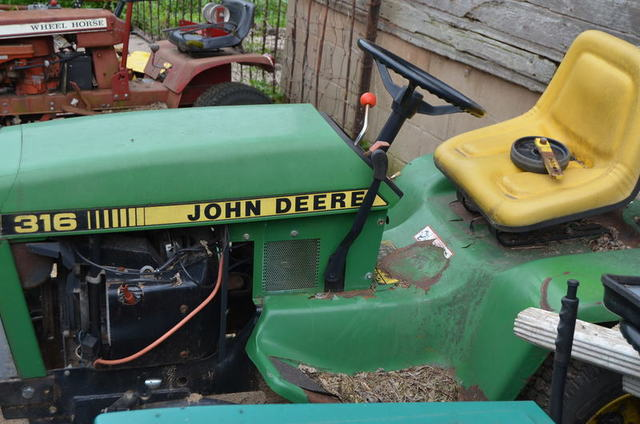 TOOLS, LAWN & GARDEN, OLD TRUCKS, HORSE TACK & PERSONAL