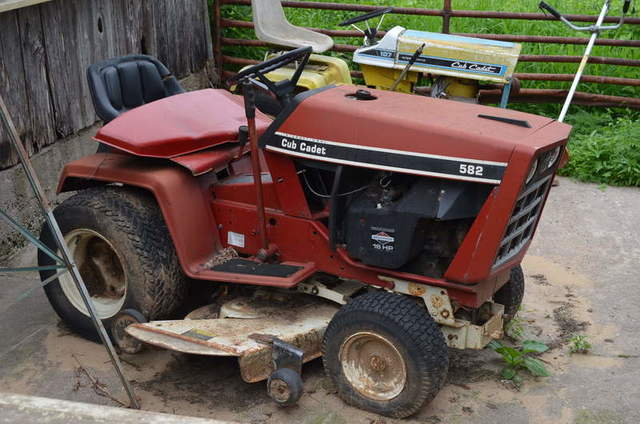 TOOLS, LAWN & GARDEN, OLD TRUCKS, HORSE TACK & PERSONAL PROPERTY