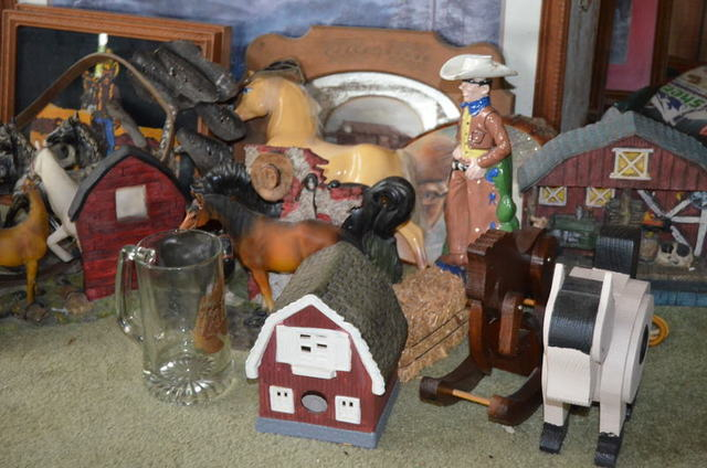 TOOLS, LAWN & GARDEN, OLD TRUCKS, HORSE TACK & PERSONAL PROPERTY!