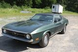 1972 Ford Mustang Auction Ending 7/30
