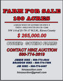 WASHITA COUNTY FARM LISTED FOR SALE