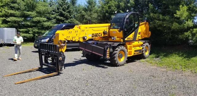 NEW & USED LANDSCAPE & CONSTRUCTION EQUIPMENT