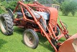 Tractors, Small Implements, Tools