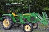John Deere Tractor, Trailers, Guns, Coins, Lawn Equipment