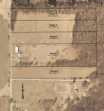 32 ACRES - 5 TRACTS - HOME - OUTBUILDINGS