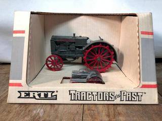 Online Only Auction Private Collection Of Cast Iron & Diecast Farm Toys & Steam Engines